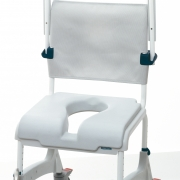 Soft seat overlay for Ergo chair