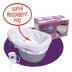 CAREBAG Commode Liner Pack of 20