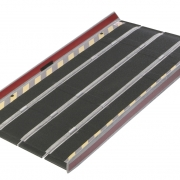 DECPAC Ramp - Edge Barrier 4'4""
