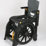 WheelAble Commode & Shower Chair
